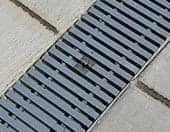 Plastic Slotted Grating