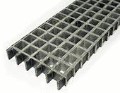 Micro Channel Plastic Grating