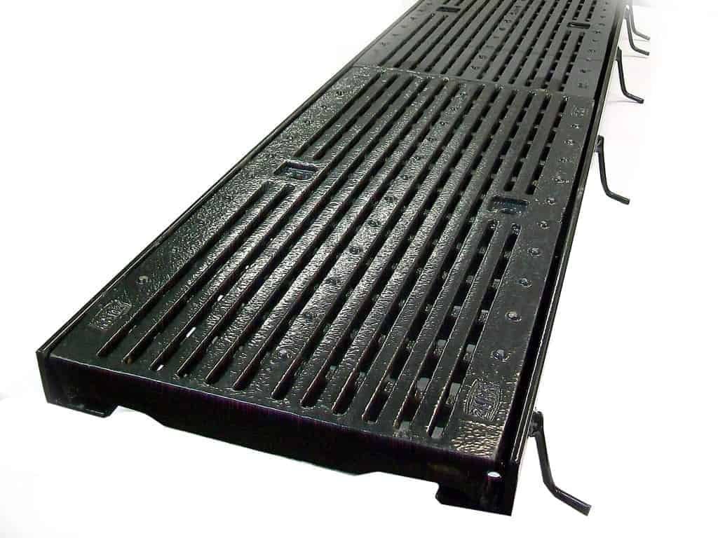 Zurn Frame And Grate Systems Trench Drain Systems