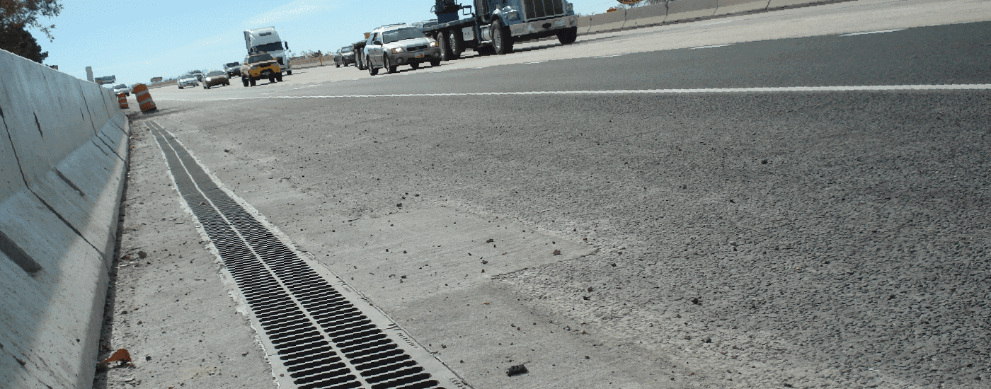 Trench Drain Systems FP 1200 Series- Road Hghway Drainage | TDS- Trench Drain Systems