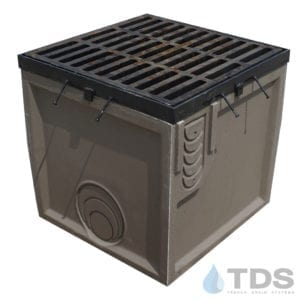 Poly 653sb Dg0635d 24x24 Catchbasin Tds Trench Drain Systems