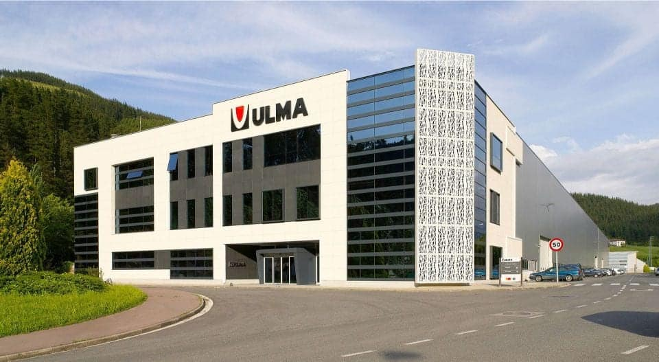 ULMA Architectural Solutions HQ in Spain