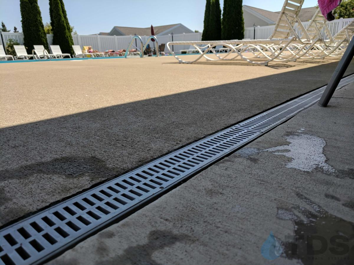 Nds Site Gallery Trench Drain Systems