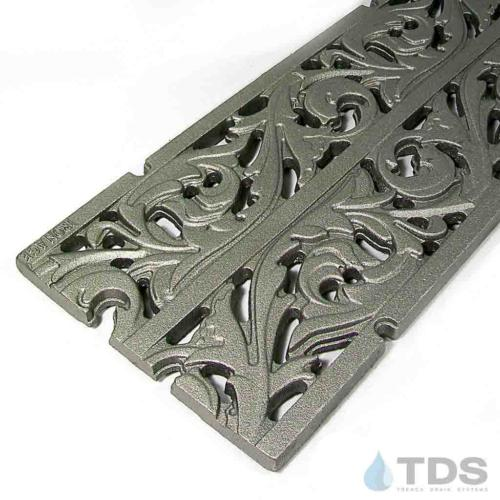 IA-9x20in-CI-Acanthus-Grate-TDSdrains