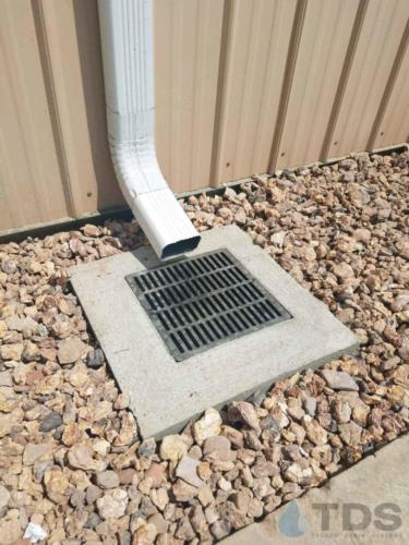 NDS-12x12-CatchBasin-Downspout