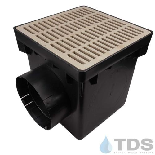 NDS-2outlet-catch-basin-6in-outlets-sand-slotted-grate-TDSdrains