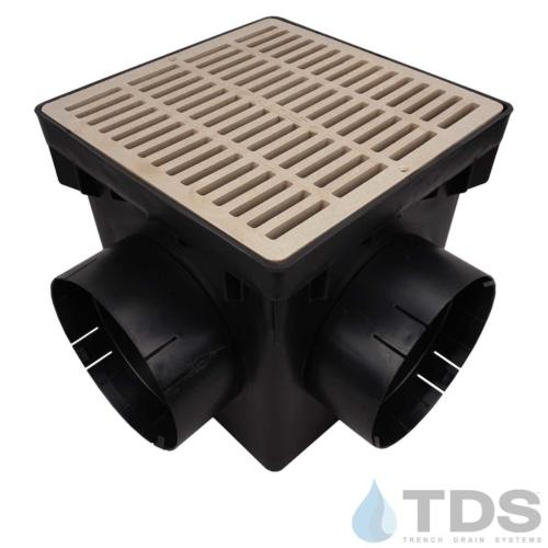 NDS-4outlet-catch-basin-6in-outlets-sand-slotted-grate-TDSdrains